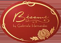 logoBESAME PAR GABRIELA HERNANDEZ